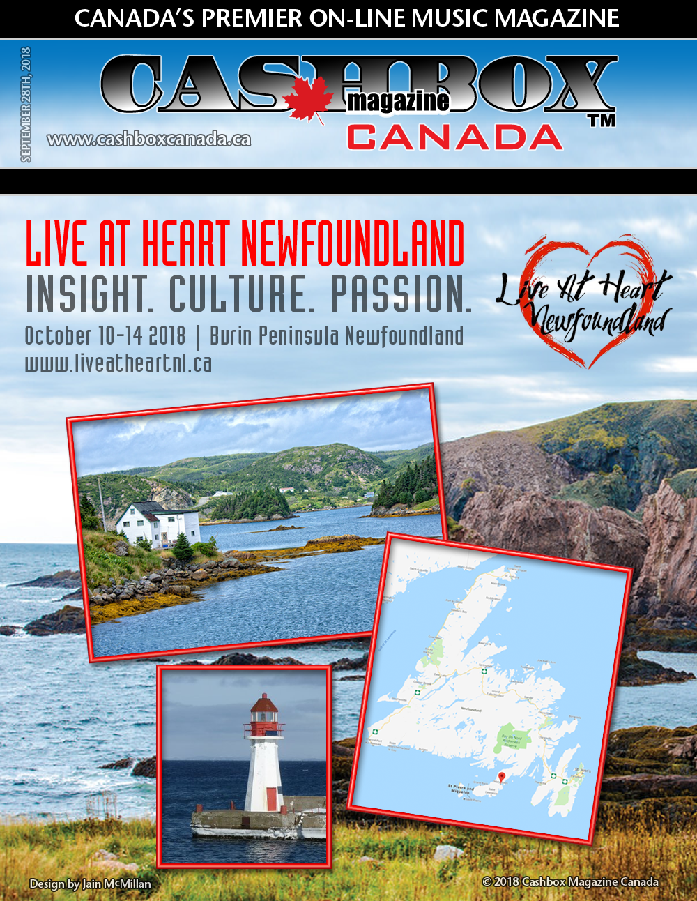 Live at Heart Newfoundland