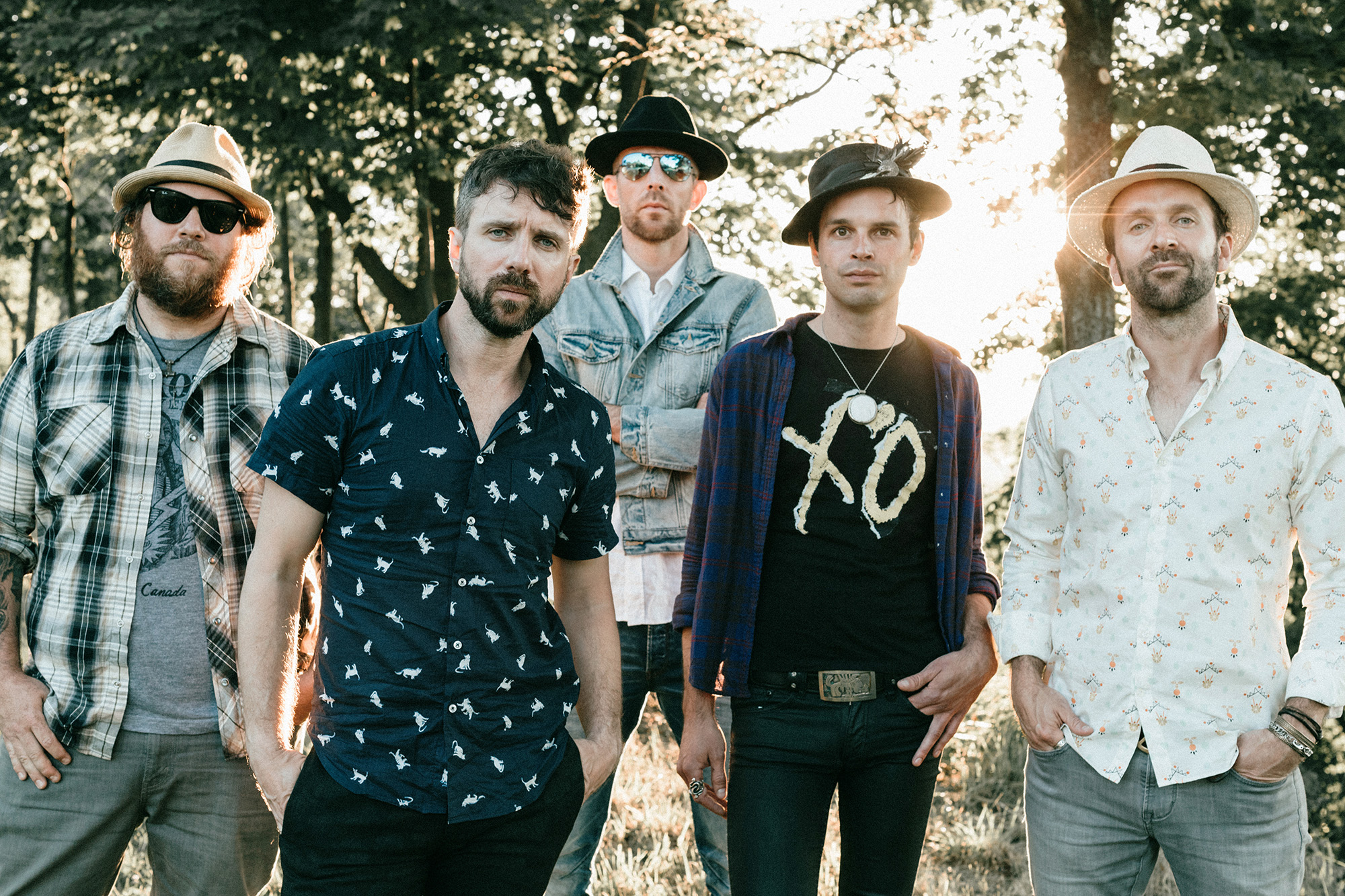 The Trews Release New Single 'Vintage Love'