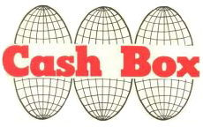 Cash Box Vintage Logo