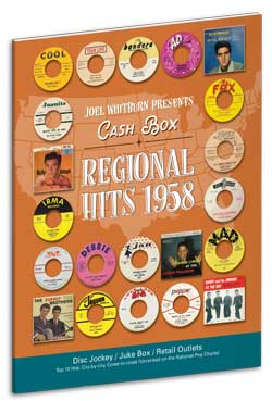 Cashbox Regional Hits 1958