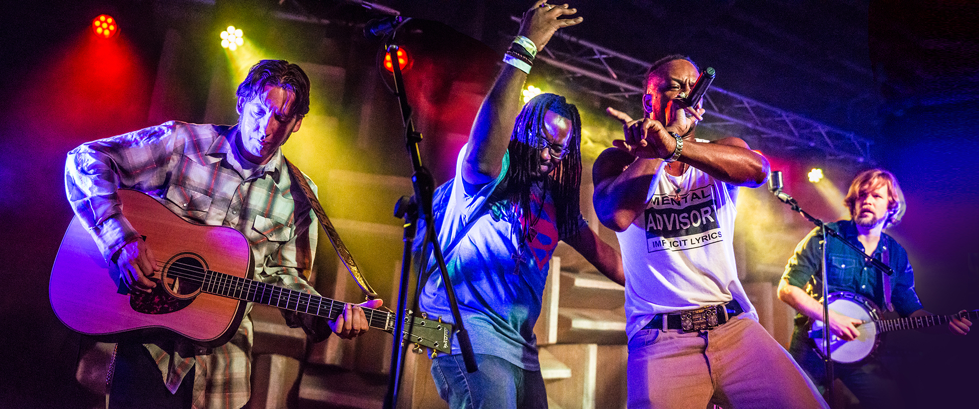 Gangstagrass Photo Credit Melodie Yvonne