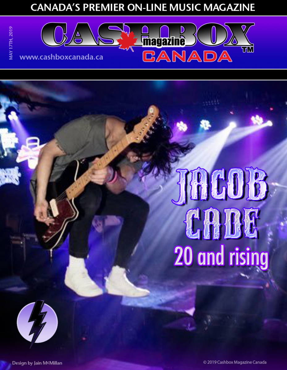 Jacob Cade – 20 and Rising