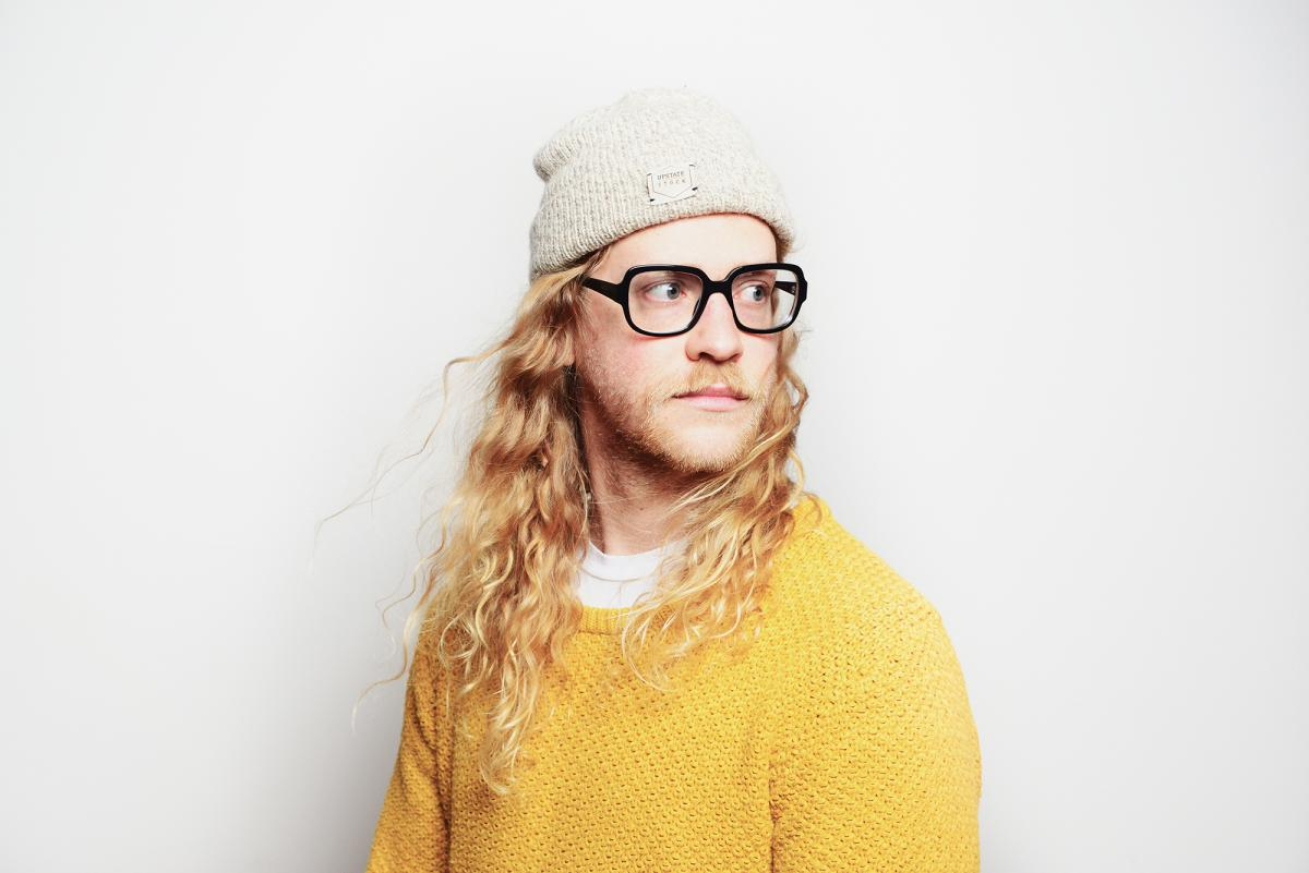 "Allen Stone Releases New Single ""Warriors"""