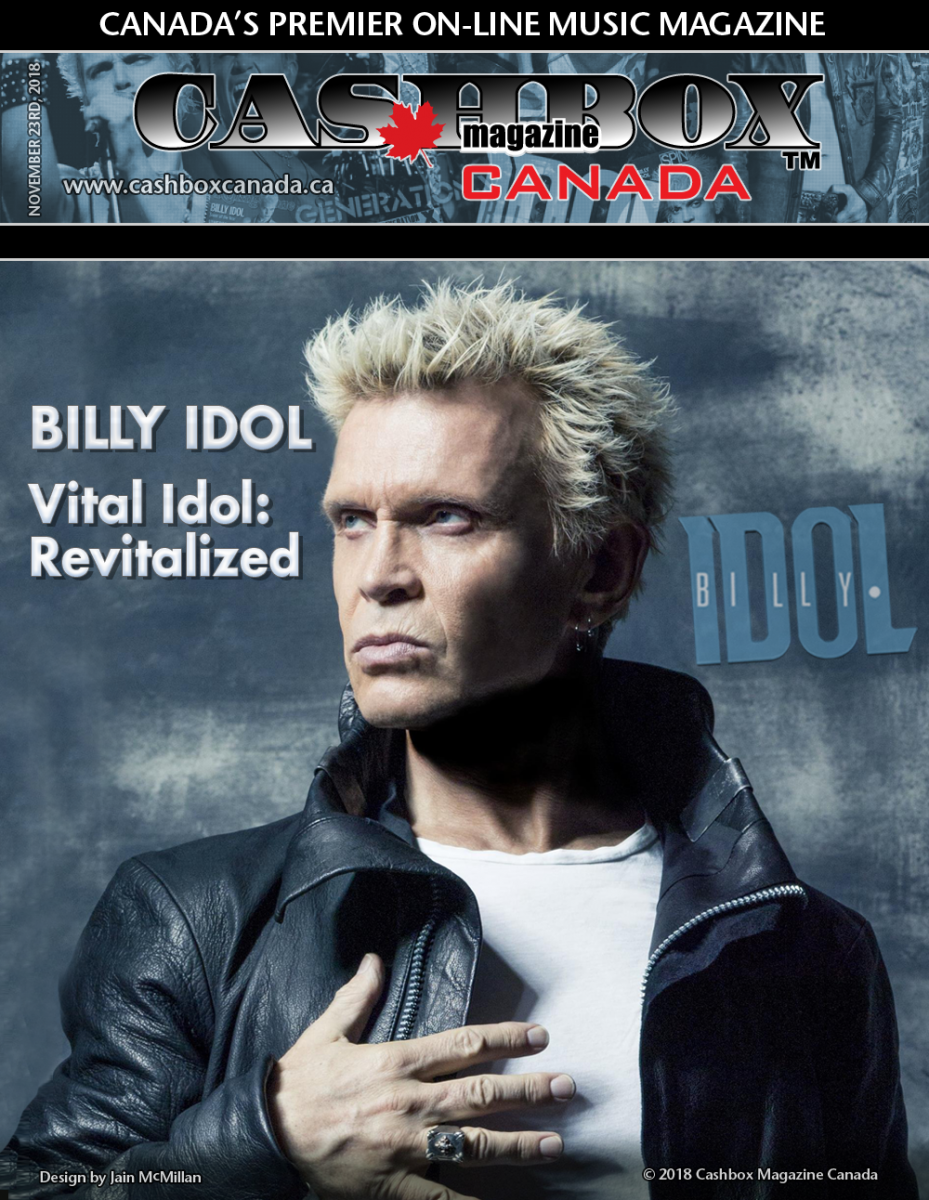 Billy Idol Vital Idol: Revitalized