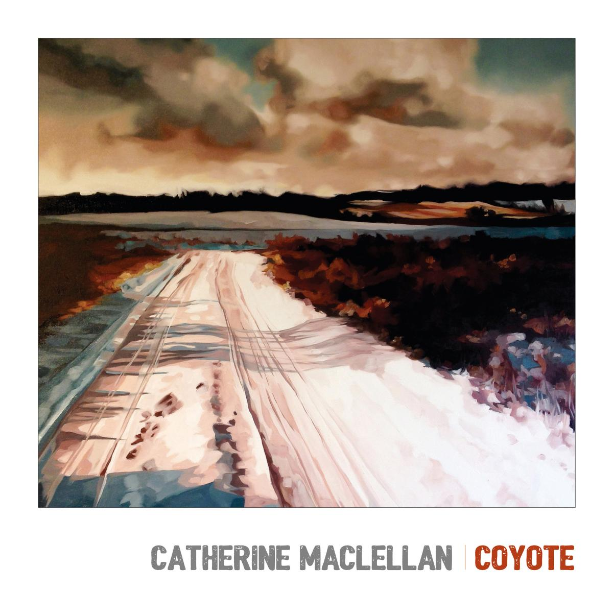 Catherine MacLellan Releases 7th Album – Coyote