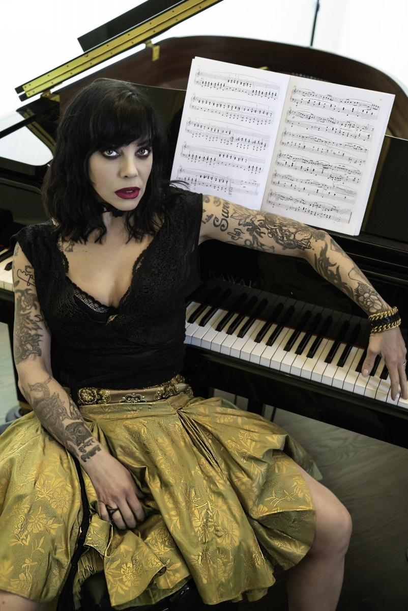 Another 5 Songs and A Poem: Bif Naked, Doug McCarvell