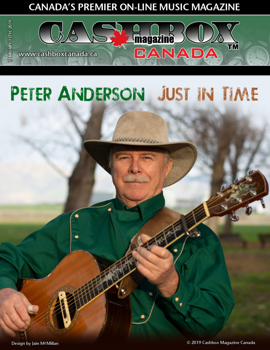 Peter Anderson Just In Time