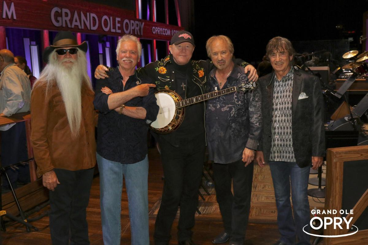 The Legendary Oak Ridge Boys And Todd Taylor