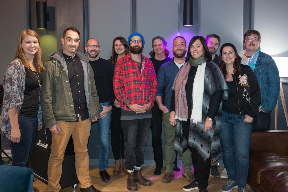 The Strumbellas, eOne, Paquin Artists Agency