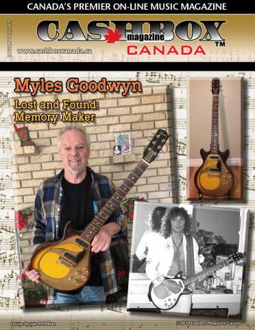 Myles Goodwyn Lost and Found Memory Maker