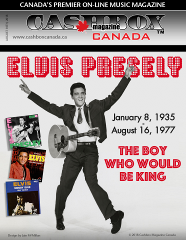Elvis Presley The Boy Who Would Be King
