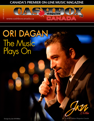 Ori Dagan The Music Plays On
