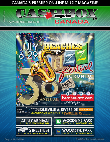 The Beaches Jazz Festival Celebrates 30 Years!