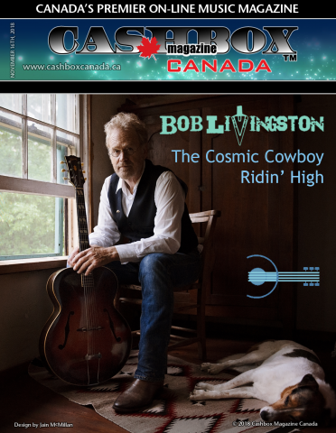 Bob Livingston The Cosmic Cowboy Ridin' High