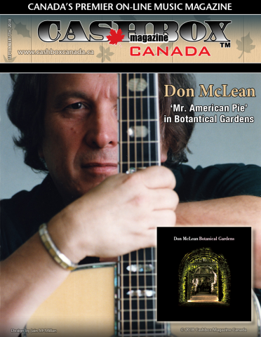 Don McLean 'Mr American Pie' in the Botanical Gardens