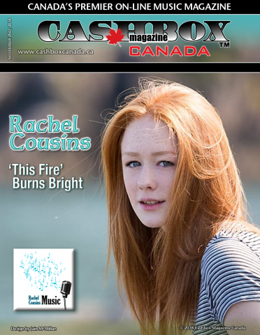 "Rachel Cousins: ""This Fire"" Burns Bright"