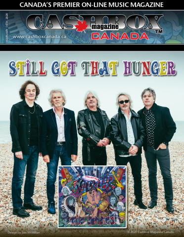 "The Zombies ""Still Got The Hunger"" with New Release and Canadian Dates Announced"