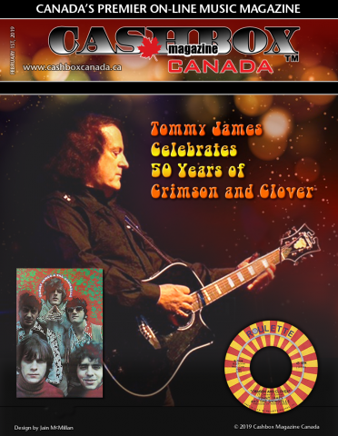 Tommy James Celebrates 50 Years of Crimson and Clover