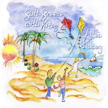 Allen Finney Salt Breeze With Kites