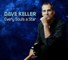 Every Soul's a Star on New Dave Keller CD