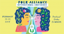 Folk Alliance International 2019