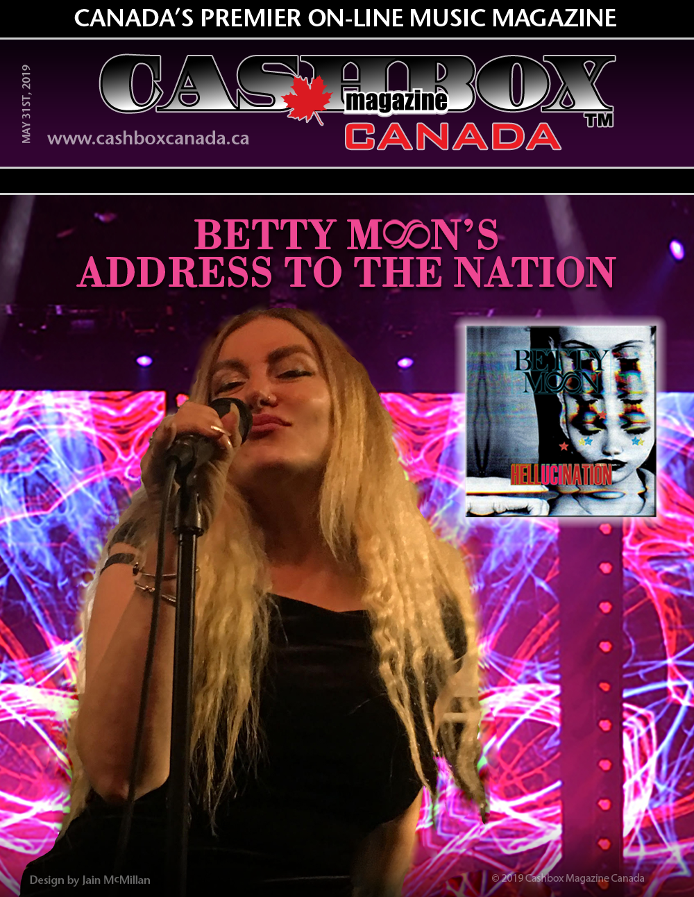 Betty Moon Cover