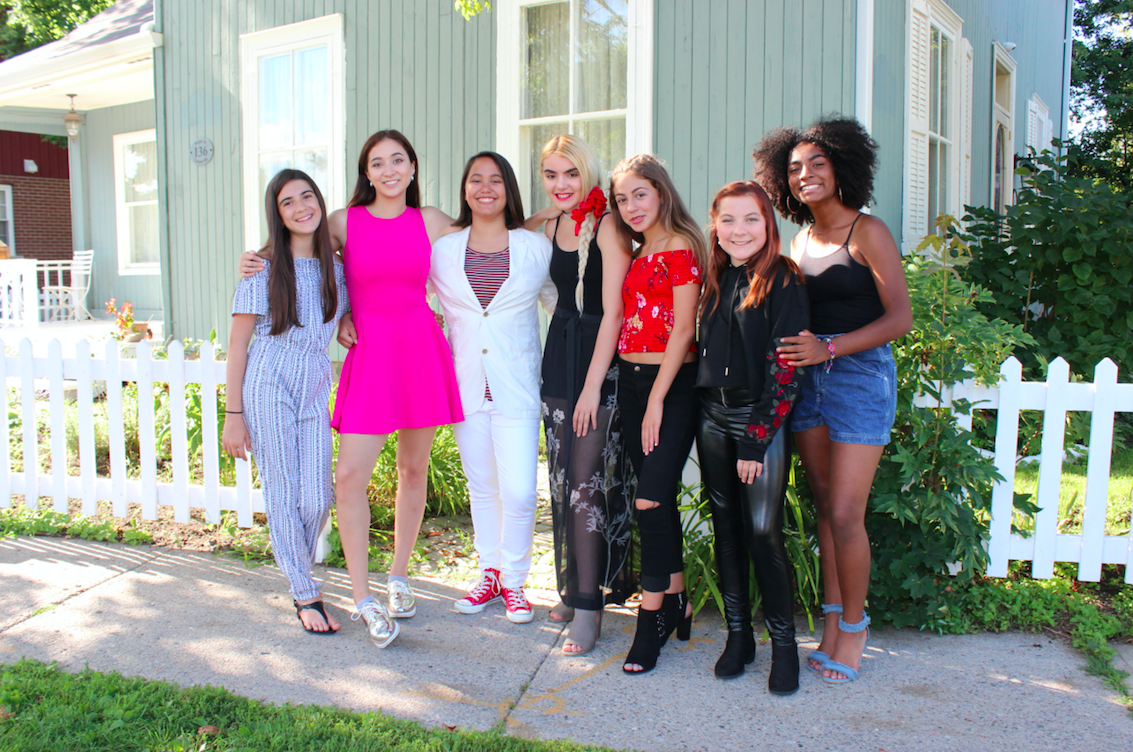 Girl Pow-R Nominated For Best New Group At 2018 Niagara