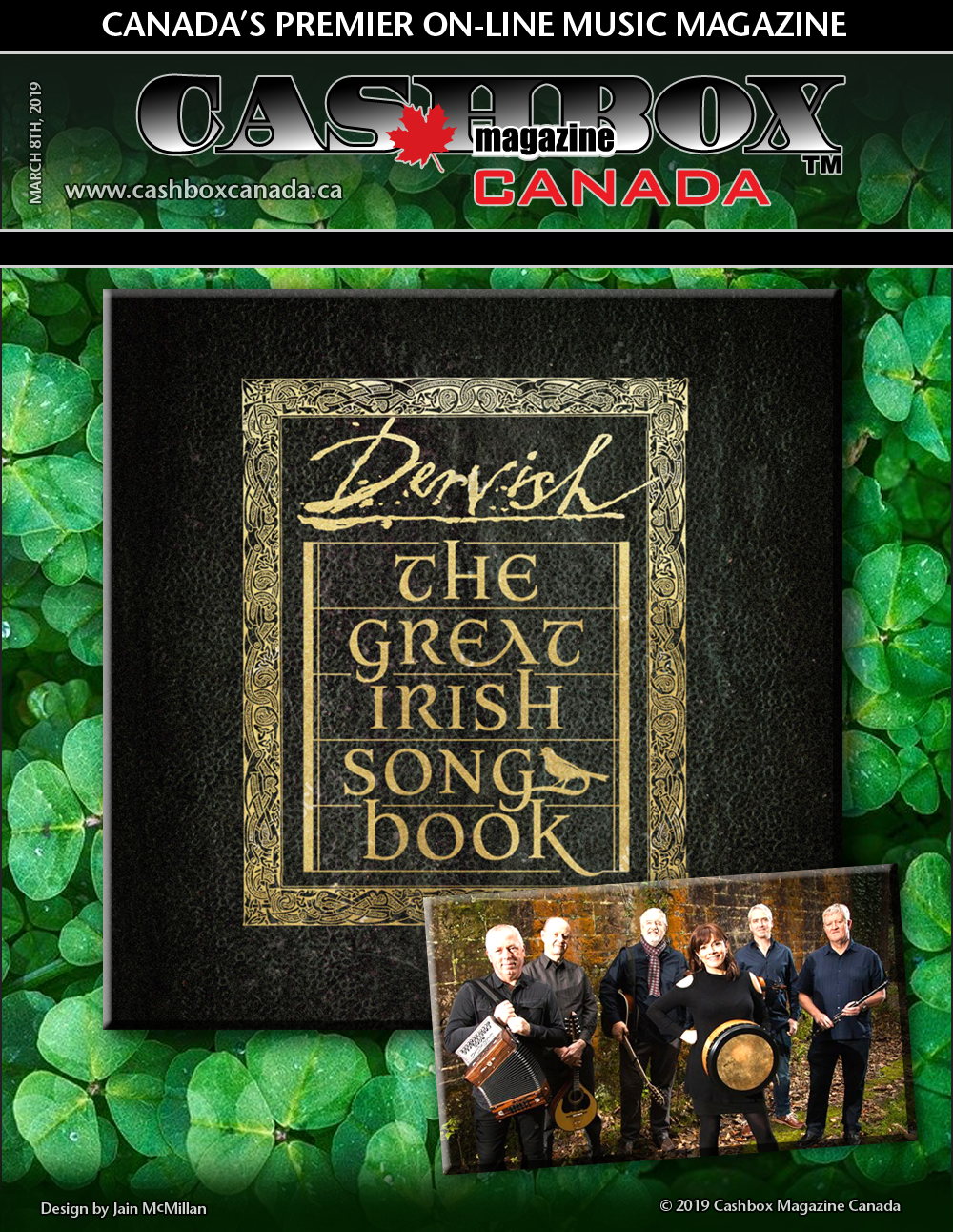Dervish The Great Irish Songbook