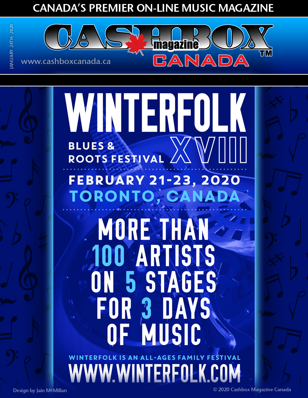 Winterfolk Blues and Roots Festival