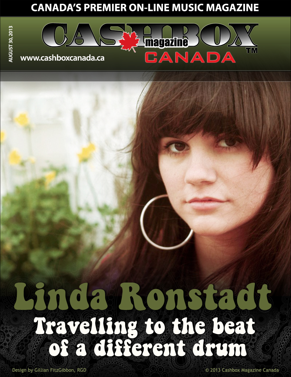 Linda Ronstadt Travelling To The Sound of a Different Drum