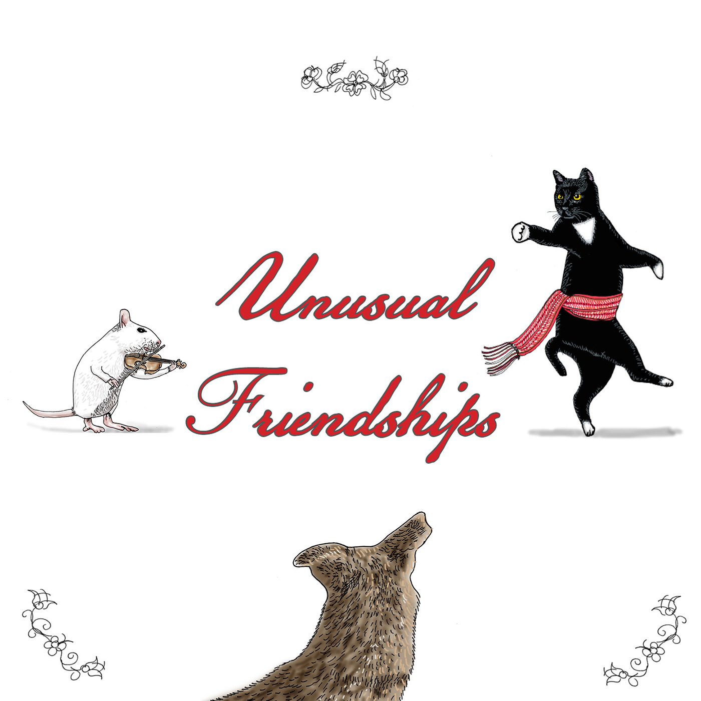 Unusual Friendships James Culleton