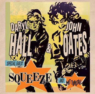 Daryl Hall & John Oates Tour
