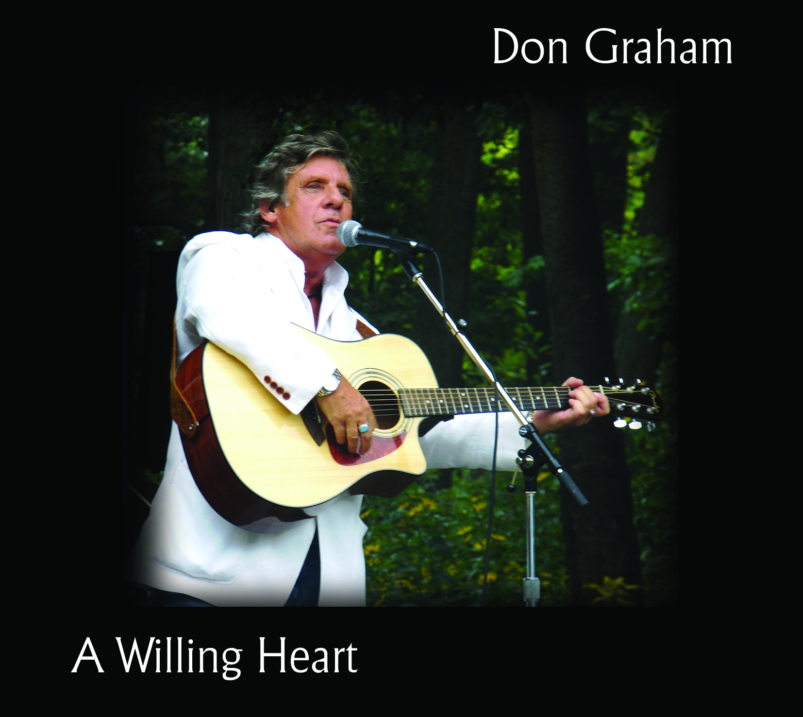 Don Graham: A Willing Heart