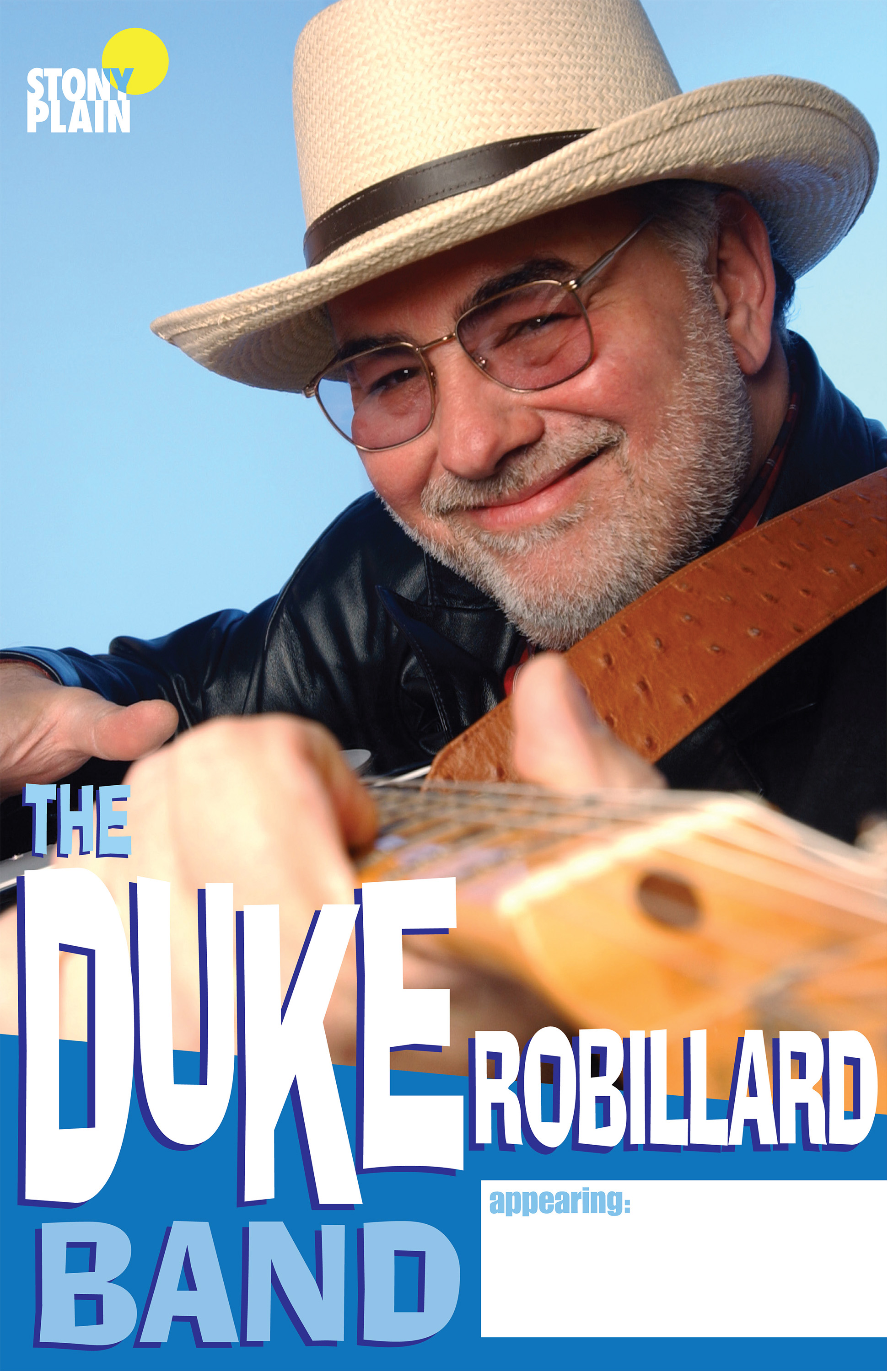 Duke Robillard Stoney Plain