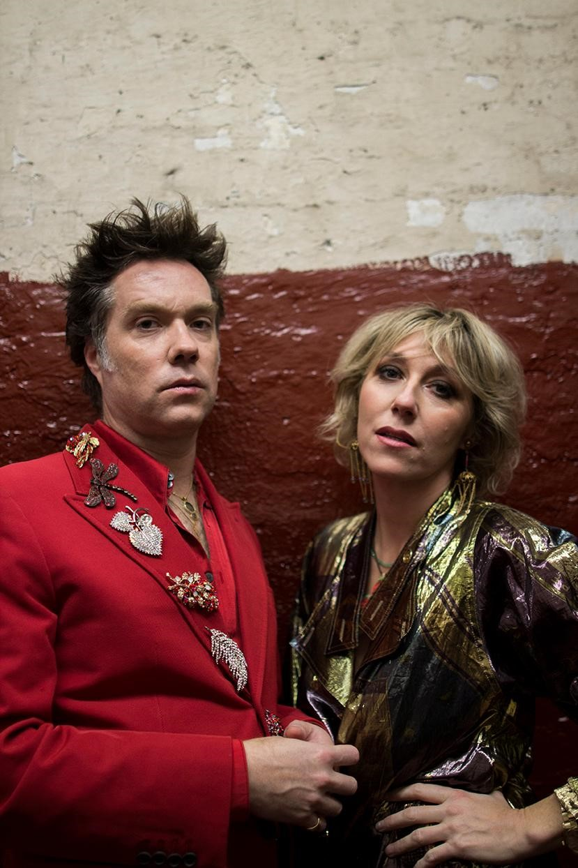 Martha & Rufus Wainwright  Photo Credit Robert Lundberg
