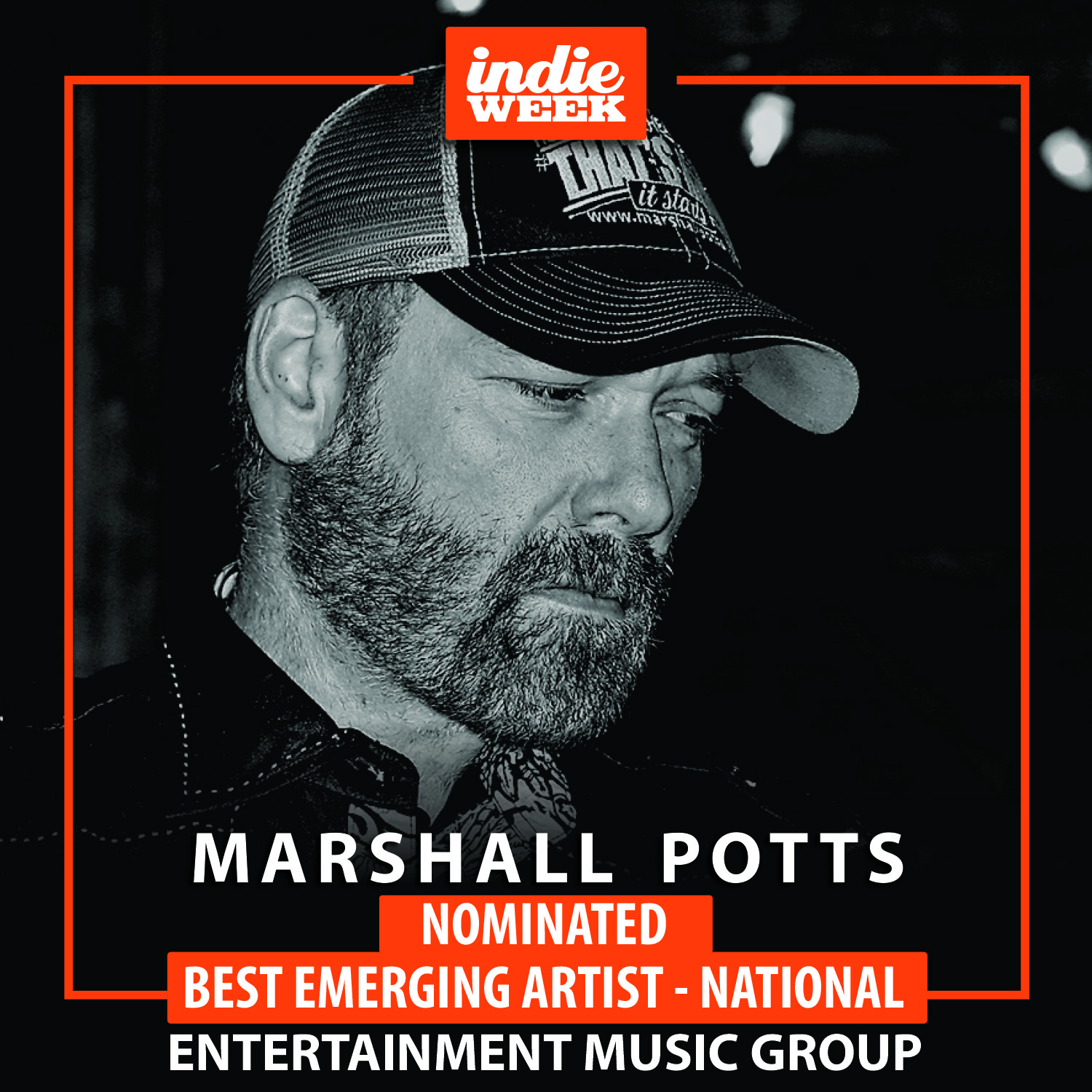 Nomination Marshall Potts