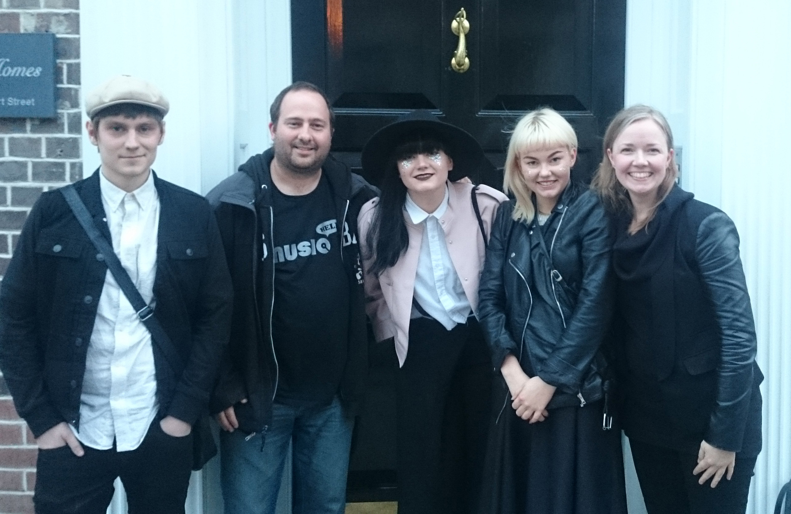 The Magnettes and Aileen Crowley