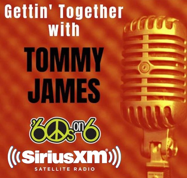 Tommy James Sirius Radio
