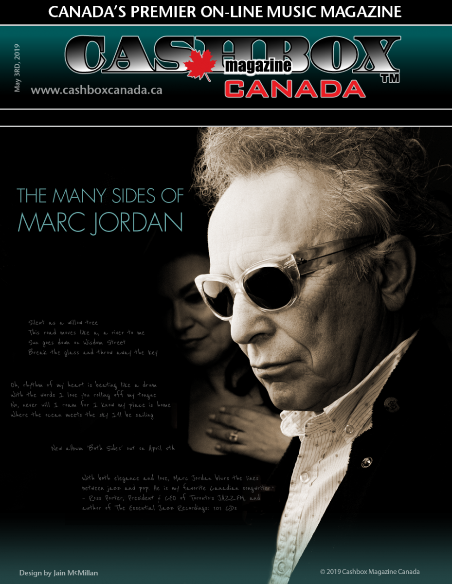 The Many Sides Of Marc Jordan