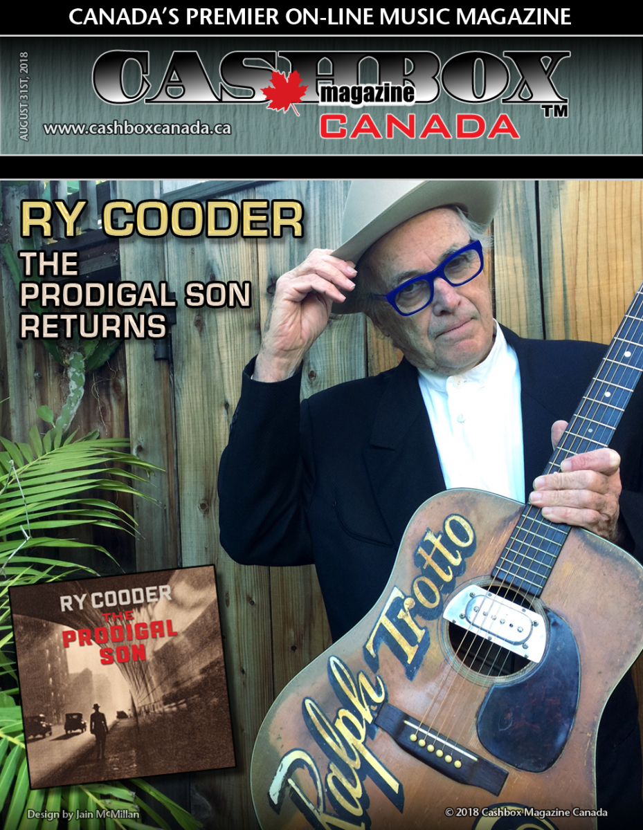 Ry Cooder The Return of the Prodigal Son