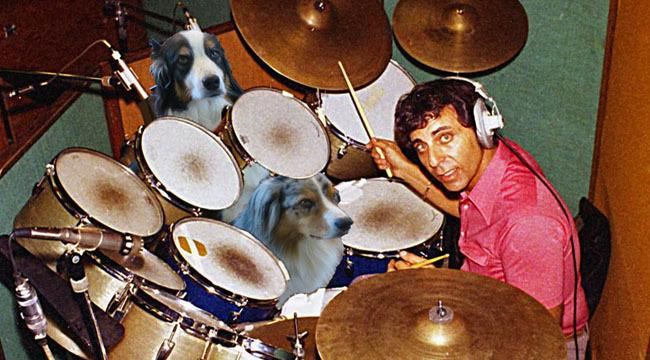 Hal Blaine May He Rest Forever On the 2 and the 4