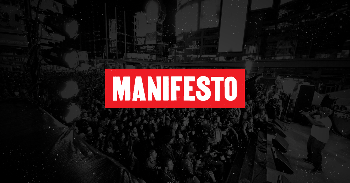 Manifesto Festival Announces Full 2018 Schedule And Summit Programming