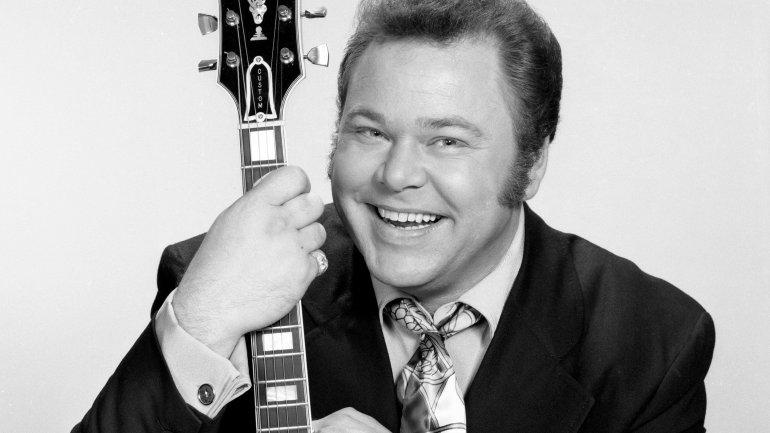 Roy Clark Yesterday When He Was Young