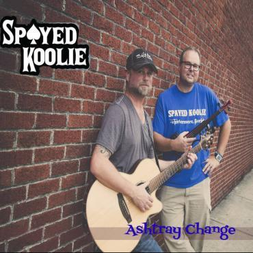 Spayed Koolie - Ashtray Change