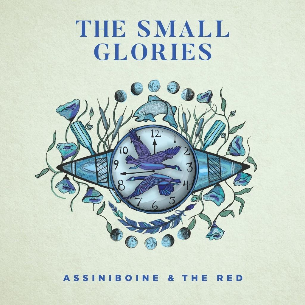 The Small Glories Assiniboine & The Red