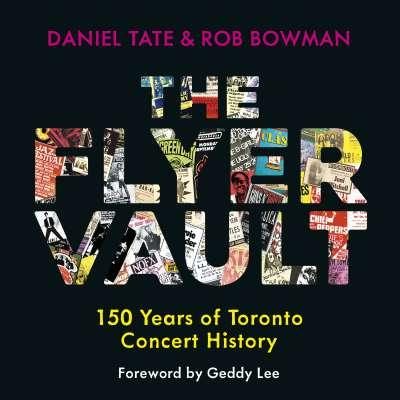 The Flyer Vault – 150 Years of Toronto's Concert History