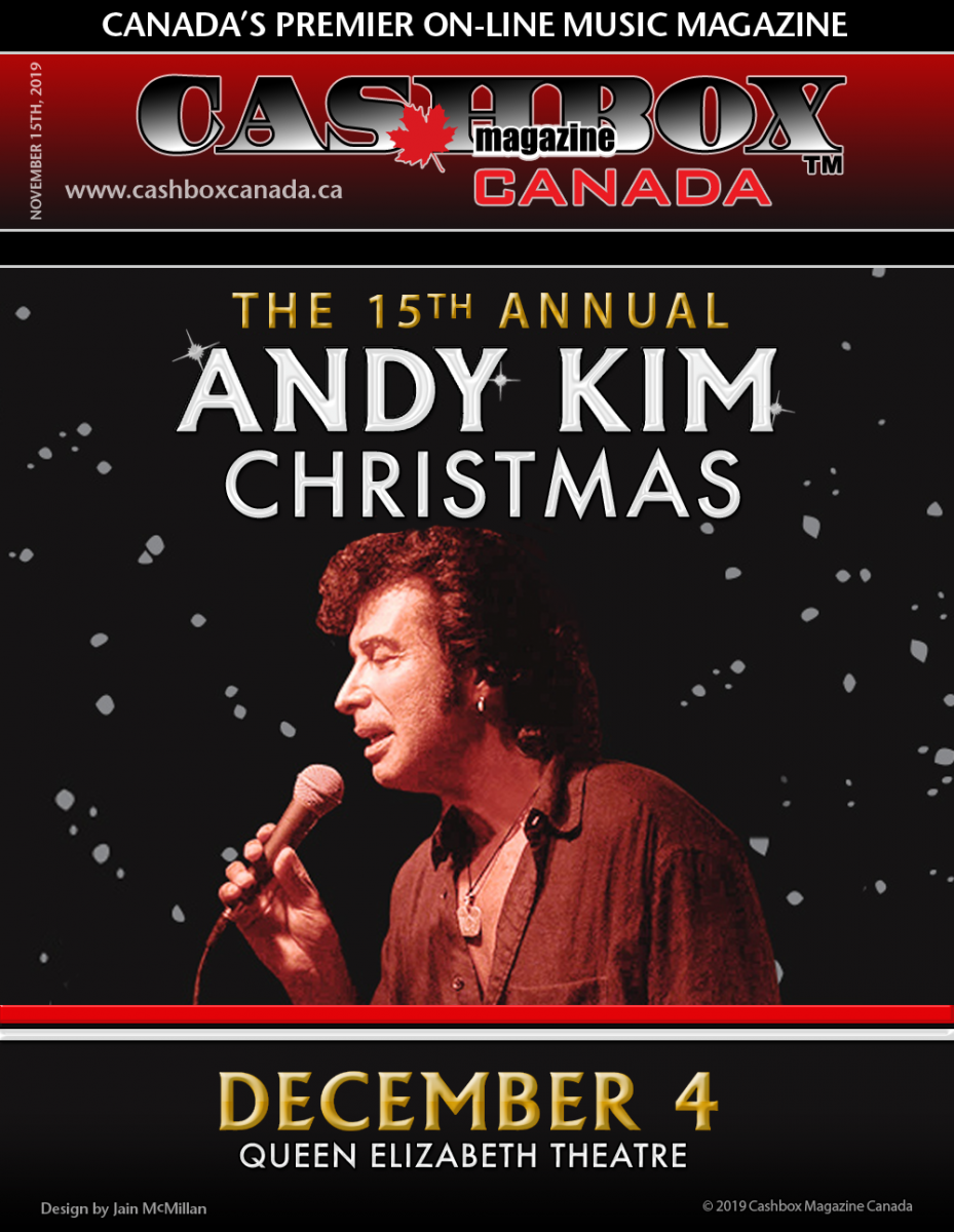 The 15th Annual Andy Kim Christmas