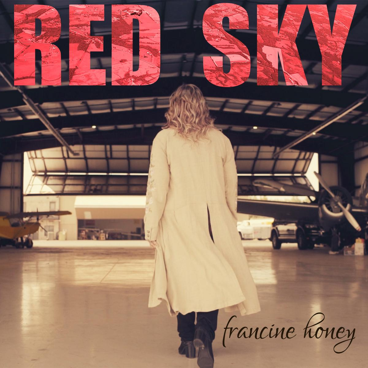 "Francine Honey Releases New Single & Video ""Red Sky"""