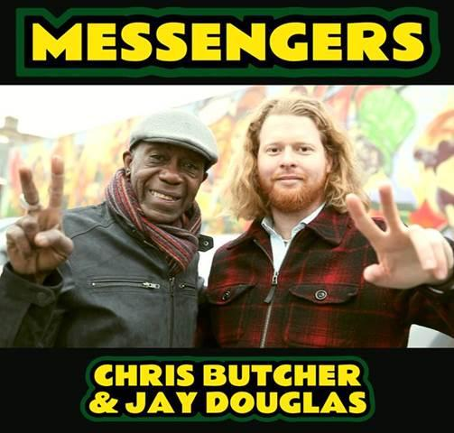Jay Douglas & Chris Butcher Release An Anthem for Peace and Love
