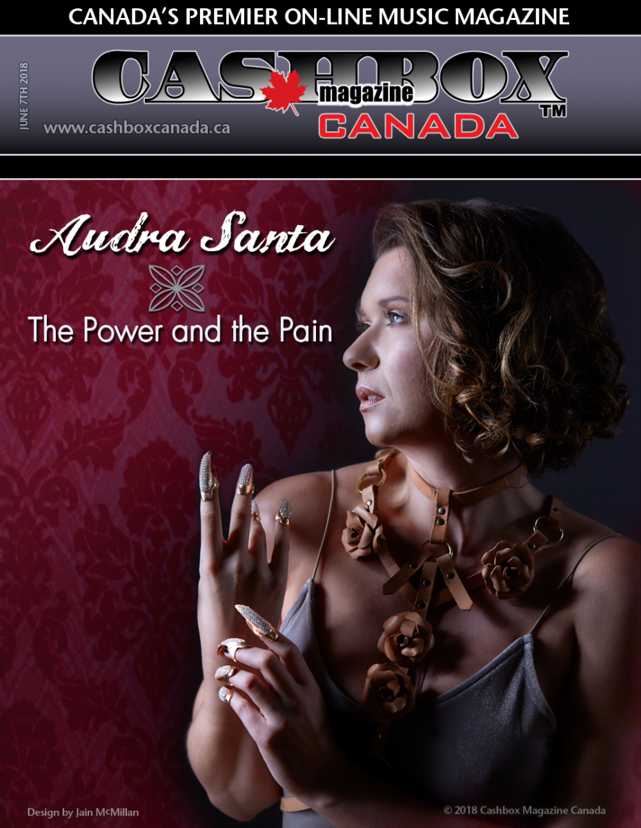 Audra Santa The Power And The Pain